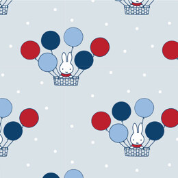 Craft Cotton Company Miffy - Balloon