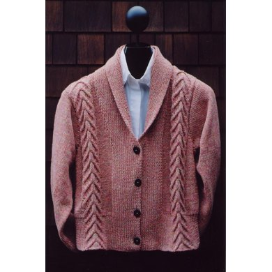 Mari Sweaters MS 148 Shawl Collar Jacket