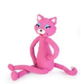 Pussycat Lulu Toy in Hoooked RibbonXL