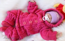 Baby jumpsuit/ overall