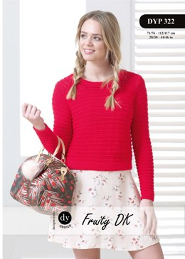 Sweater in DY Choice Fruity DK - DYP322