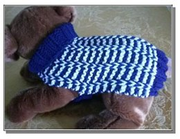 Celtic Doggie Special Rib Dog Sweater