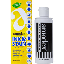 Amodex Products Inc Amodex Ink & Stain Remover 4oz - 310747