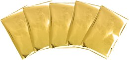 """We R Memory Keepers Foil Quill Foil Sheets 4""""X6"""" 30/Pkg - Gold Finch"""
