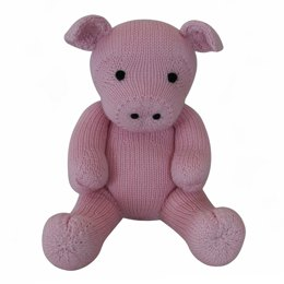 Pig (Knit a Teddy)