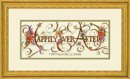 Dimensions Ever After Cross Stitch Kit
