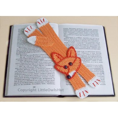 011 Fox Bookmark