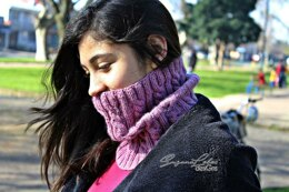 Twisted Day Cowl