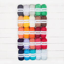 Paintbox Yarns Cotton DK 25 Ball Color Pack