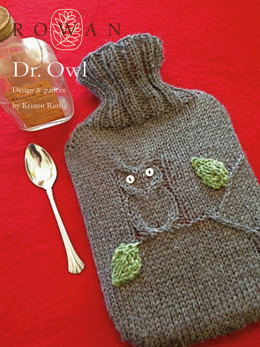 Dr. Owl in Rowan Pure Wool Worsted