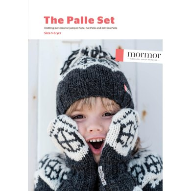 The Palle set size 1-6 yrs old