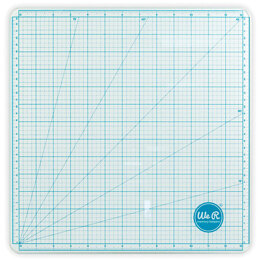 """We R Memory Keepers Precision Glass Cutting Mat - 13""""X13"""""""