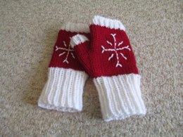 Mrs. Claus's Mitts