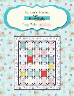 Riley Blake Farmer's Market - Downloadable PDF
