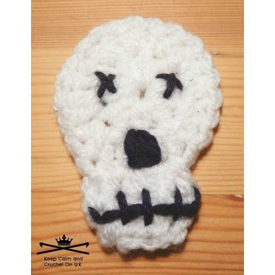 Quick 'n' Easy Skull Applique