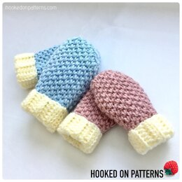 Cute & Cosy Baby Mittens