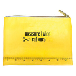 Punch Studio Glam Bag - Measure Twice