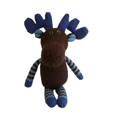 Blueberry the Moose