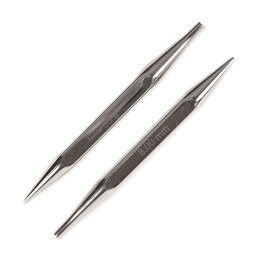 KnitPro Nova Cubics Special Interchangeable Needle Tips (1 Pair)