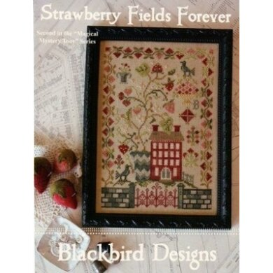 Blackbird Designs Strawberry Fields Forever - Magical Mystery Tour - 2 of 6 - BD247 - Leaflet