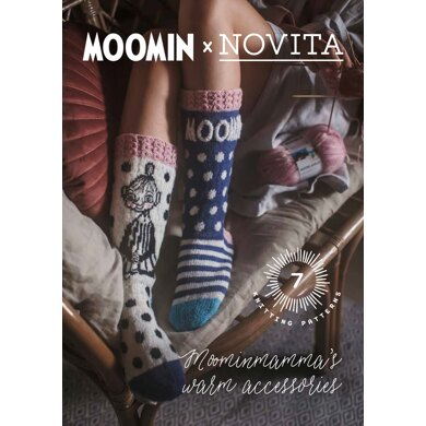 Moomin x Novita Moominmamma's Warm Accessories