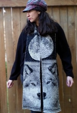 Wolves Within Scarf