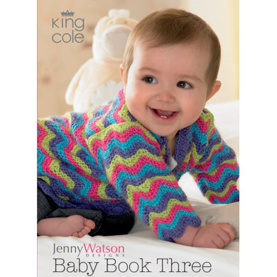 King Cole Baby Book Three
