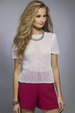Pearl Tee in S. Charles Collezione Flora