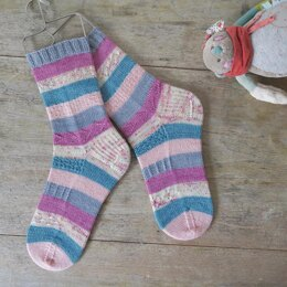 Love and Patches Socks