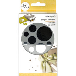 EK Success Large Punch - Confetti Dots