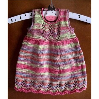 Baby Marguerite Dress