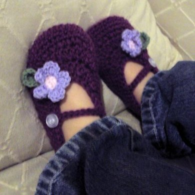 Toddler Boutique Mary Janes