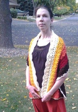 Kim's Prayer Shawl