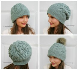 Travis Cabled Hat