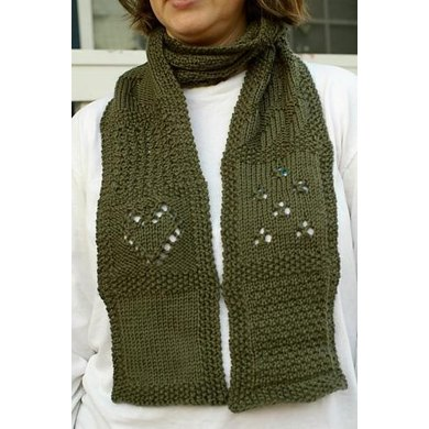 Valerie's miracle scarf