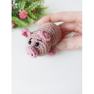 Free Crochet Patterns – Year Of The Pig – Crochet | 390x390