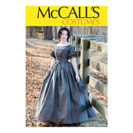 McCall's Misses' Costume M7988 - Sewing Pattern