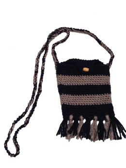 Team Spirit Scarf Crossbody Purse