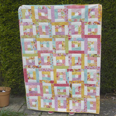 Backyard Bella Quilt Pattern