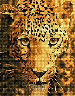 Diamond Dotz Jaguar Prowl Embroidery Kit