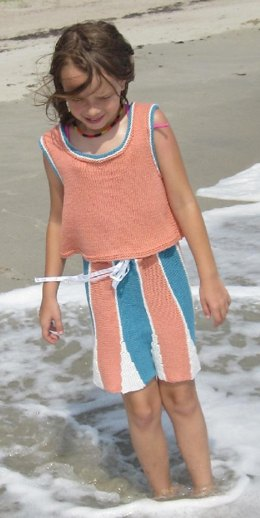 Beachwalker skirt