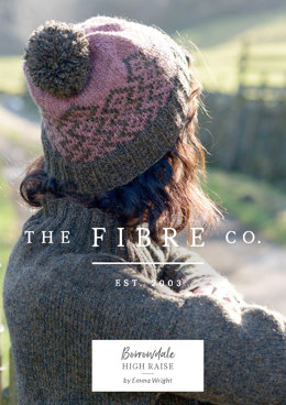High Raise Hat in The Fibre Co. Lore - Downloadable PDF
