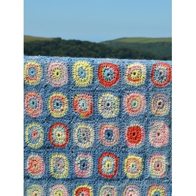 CIRCLES Crochet Blanket