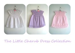 The Little Cherub Dress Collection E-Book
