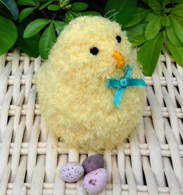 Easter Chick - Chocolate Orange Cover