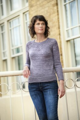 Feather Pullover