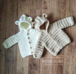 Baby Bear Hooded Jacket