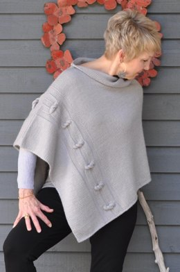 Knotted Chain Poncho