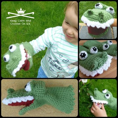 My first puppets: Mr Crocodile