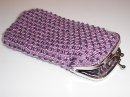 Beaded spectacle / glasses case